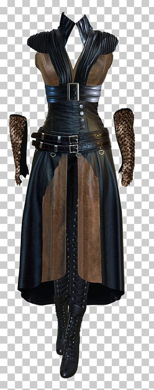 Costume Dress Middle Ages Elf Clothing PNG