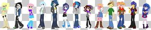 My Little Pony: Equestria Girls Applejack Child PNG