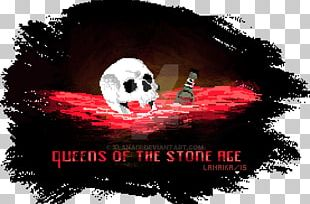 Queens Of The Stone Age Villains World Tour Pixel Art PNG