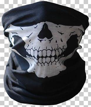 Neck Gaiter Mask Balaclava Halloween Costume PNG