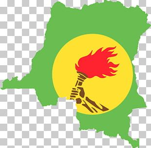 Flag Of The Democratic Republic Of The Congo Congo River Map PNG