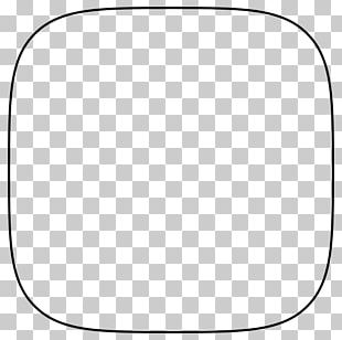 Squircle Square Circle Superellipse Shape PNG