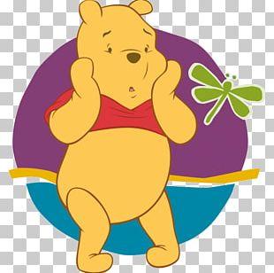 Winnie-the-Pooh Piglet Eeyore PNG