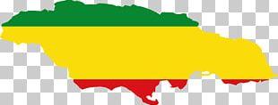 Flag Of Jamaica Surrey Map Rastafari Flag Of Ethiopia PNG