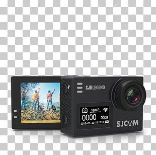 SJCAM Action Camera 4K Resolution Camcorder PNG