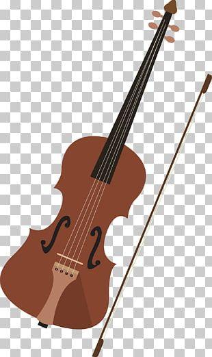 Violin Musical Instrument Euclidean PNG