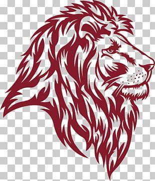 Kilsby Lion T-shirt Roar Logo PNG