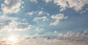 Sky Blue Cloud Sunlight Atmosphere Of Earth PNG
