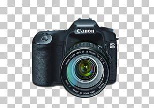 Canon EOS Camera Lens Digital SLR PNG