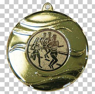 Medal Locket Christmas Ornament PNG