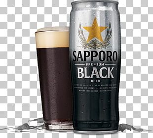 Sapporo Brewery Beer Lager Distilled Beverage PNG