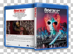 Friday The 13th Film Blu-ray Disc Television DVD PNG