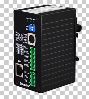 Ethernet Serial Port RS-232 Serial Communication Modbus PNG
