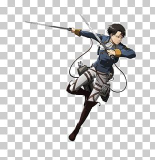 A.O.T.: Wings Of Freedom Eren Yeager Mikasa Ackerman Attack On Titan Levi PNG