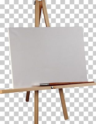 Denise Sperry Canvas Artist Painting Easel PNG