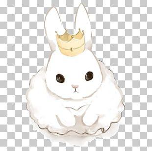 Rabbit Comics Cartoon Illustration PNG