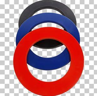 Darts Bullseye Winmau Nose Ring PNG