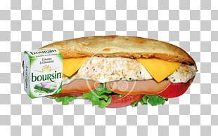 Fast Food Hamburger Junk Food Ham And Cheese Sandwich Breakfast Sandwich PNG