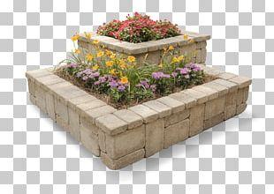 Flower Garden Raised-bed Gardening Flowerpot PNG
