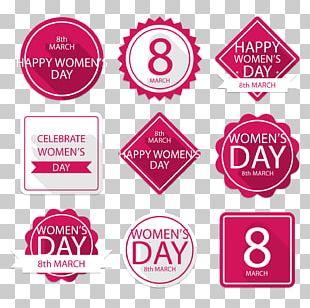 International Womens Day Woman Euclidean PNG