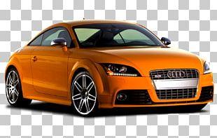 Audi A4 Sports Car Audi TT RS PNG