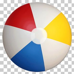 Beach Ball Baseball PNG