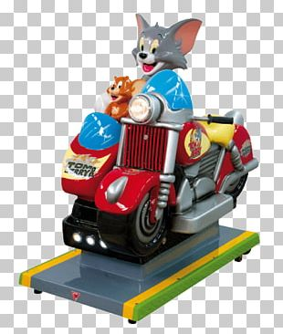 Kiddie Ride Tom And Jerry Child Amusement Park Wile E. Coyote And The Road Runner PNG