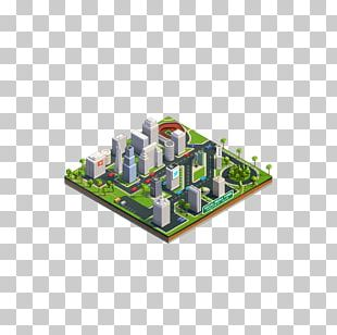 Computer Icons City Building 3D Computer Graphics PNG