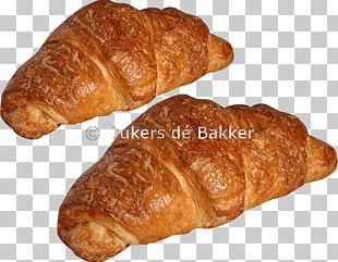 Croissant Danish Pastry Bakery Viennoiserie Pain Au Chocolat PNG
