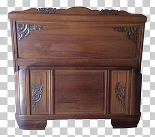 Bedside Tables Drawer Wood Stain Buffets & Sideboards PNG