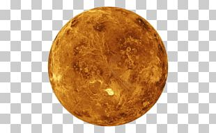 Earth Venus Planet Solar System Science PNG