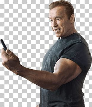Arnold Schwarzenegger The Terminator Fitness Professional Weight Training Physical Fitness PNG