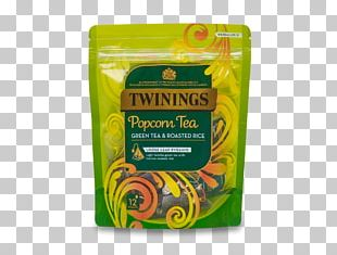 Green Tea Twinings Tea Bag PNG