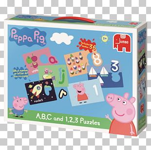 Jigsaw Puzzles Daddy Pig Puzzle Video Game PNG