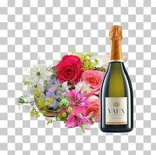 Champagne Glass Bottle Wine Liqueur PNG