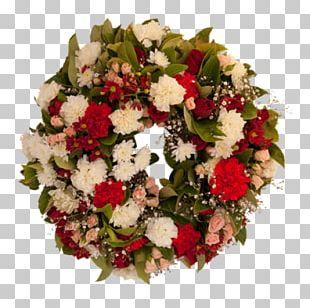 Flower Bouquet Wreath Floristry Cut Flowers PNG