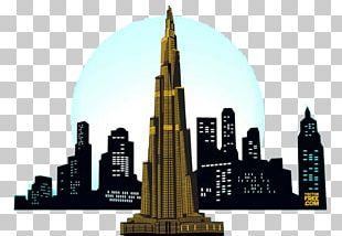 Burj Khalifa Burj Al Arab Jumeirah Skyscraper Tower Building PNG