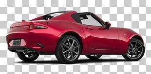 2018 Mazda MX-5 Miata RF Mazda Motor Corporation 2017 Mazda MX-5 Miata RF Car PNG