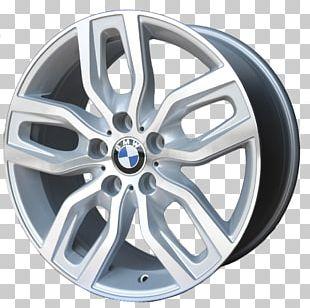 Alloy Wheel Car Spoke Tire Rim PNG