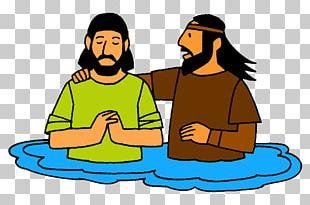 Bible New Testament Baptism Of Jesus Baptists PNG