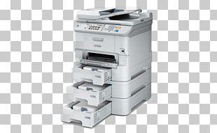 Printer Epson Inkjet Printing Wi-Fi PNG