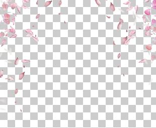 Beach Rose Petal Brush PNG