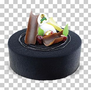 Chocolate Cake Sachertorte Petit Four PNG