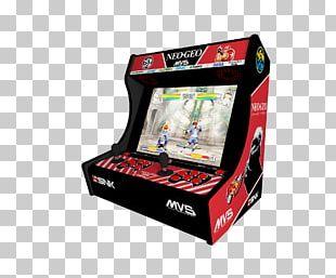 Arcade Cabinet Neo Geo Association 3 Regards Leo Lagrange Video Game Consoles PNG