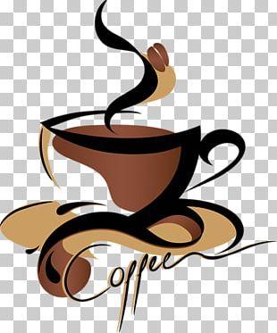 Coffee Tea Espresso Cafe PNG