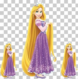 Rapunzel Belle Disney Princess Wall Decal The Walt Disney Company PNG