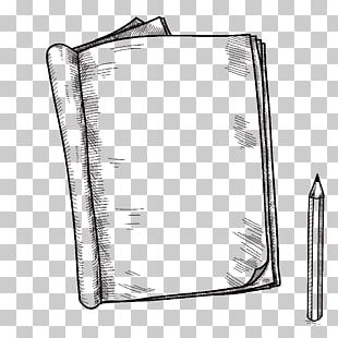 Drawing: A Sketch And Textbook Notebook Sketch PNG