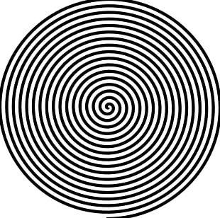 Op Art Optical Illusion Optics Drawing PNG