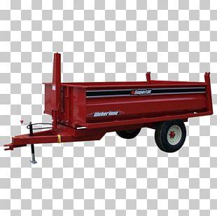 Trailer Dumper Pickup Truck Dump Truck Motor Vehicle PNG