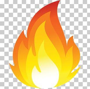 Emoji Fire Flame PNG